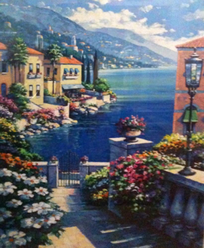 John Zaccheo Original Oil Paintings