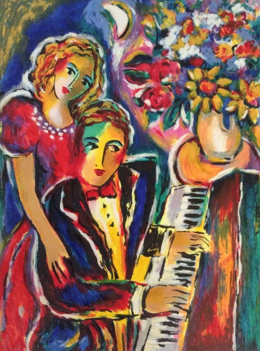 Piano Player 1981