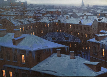 Echoes of  Winter 2002 Limited Edition Print - Alexei  Butirskiy