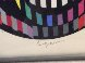 Message De Paix 1980 Limited Edition Print by Yaacov Agam - 2