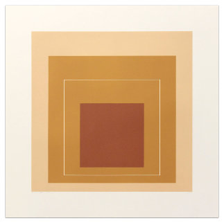 White Line Squares (Series Ii), XVI 1966 (Early) Limited Edition Print - Josef Albers