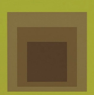 Golden Gate 1965  Limited Edition Print - Josef Albers