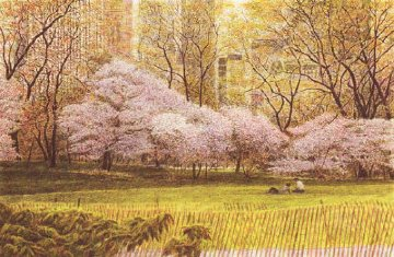 Spring 1990 Limited Edition Print - Harold Altman