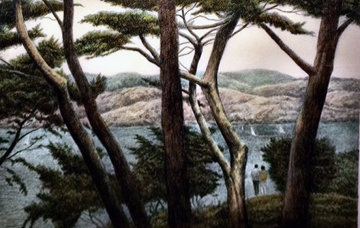 San Francisco Bay 1987 (California) Limited Edition Print - Harold Altman