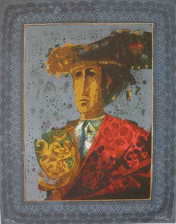 Toreador II Limited Edition Print - Sunol Alvar