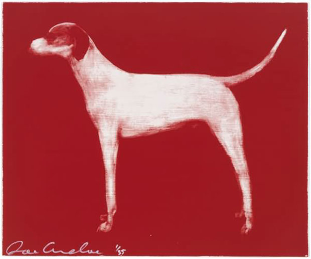 Small Dog (Red, Putty, and Chocolate)
