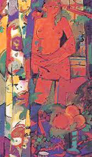 Carmen 1993 Limited Edition Print - Manel Anoro