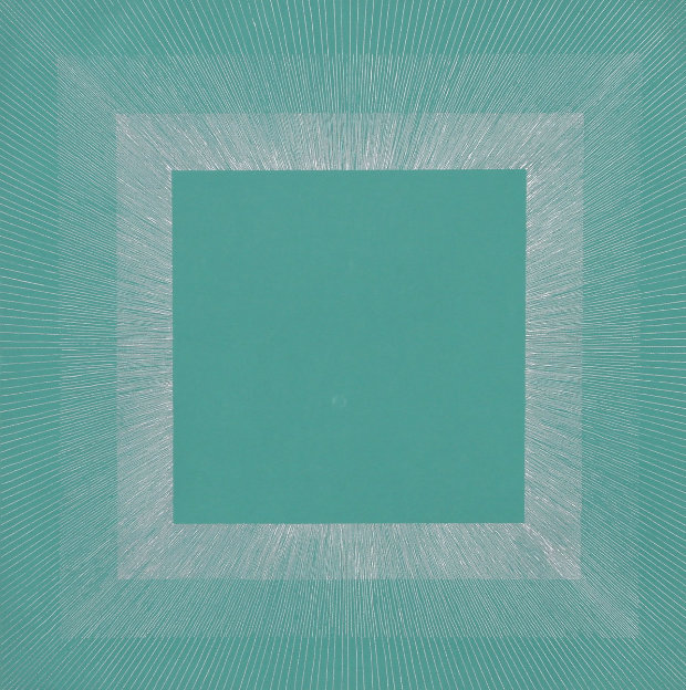 Winter Suite (Green with Silver) 1979