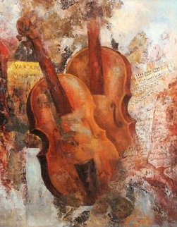 Golden Sonata 2009 Limited Edition Print - Arbe Berberyan