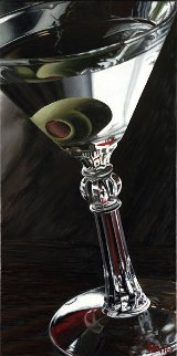 Classic Martini 2001 Limited Edition Print - Thomas Arvid