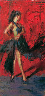 Italia 2014 Embellished Limited Edition Print - Henry Asencio