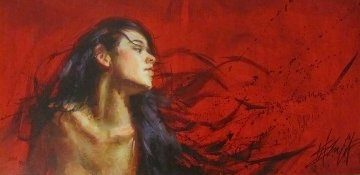 Whisper AP Limited Edition Print - Henry Asencio