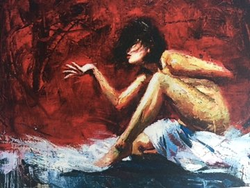 Mistral 2010 Limited Edition Print - Henry Asencio