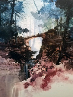Wilderness Gate Limited Edition Print - Michael Atkinson