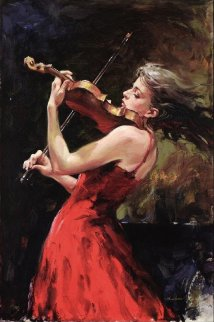 Passion of Music Limited Edition Print - Andrew Atroshenko