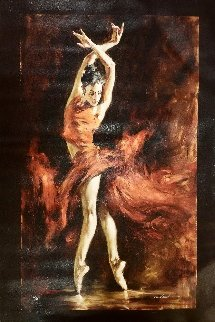 Fiery Dance Limited Edition Print - Andrew Atroshenko