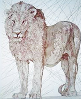 Le Lion 2004 Limited Edition Print - Guillaume Azoulay