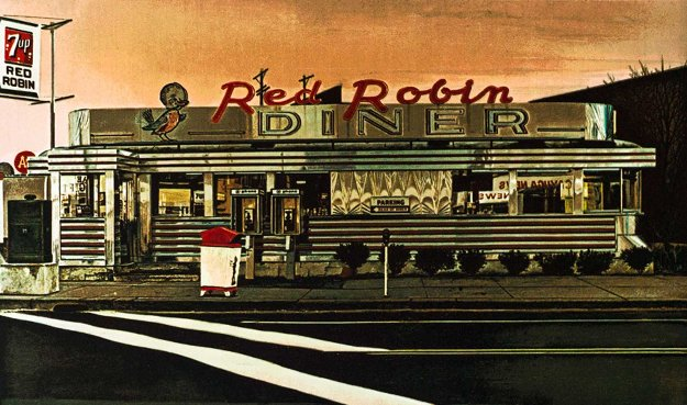 Red Robin 1980