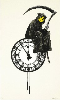Grin Reaper 2005 Limited Edition Print -  Banksy
