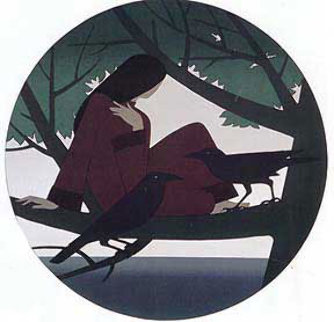 Aurora II Limited Edition Print - Will Barnet