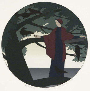 Ariadne AP 1980 Limited Edition Print - Will Barnet