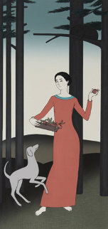 Persephone 1982 Limited Edition Print - Will Barnet