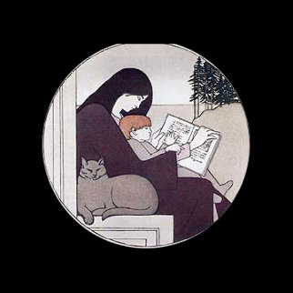 Twilight 1988 Limited Edition Print - Will Barnet