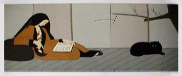Aurora 1977 Limited Edition Print - Will Barnet
