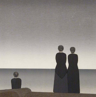 Peter Grimes (From the Metropolitan Opera II Suite) 1983 Limited Edition Print - Will Barnet