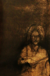 Untitled 1992 Limited Edition Print - Barry McGee