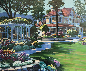 Napa Valley  1993 Limited Edition Print - Howard Behrens