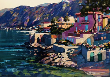 Rivera 1987 AP Limited Edition Print - Howard Behrens