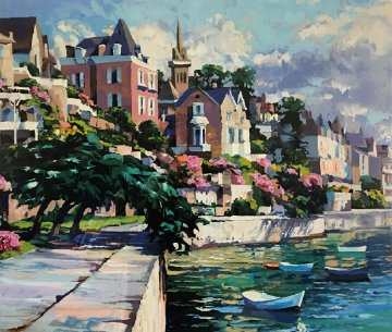 Brittany  1992 Limited Edition Print - Howard Behrens