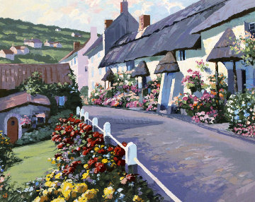 Devonshire AP 1990 Limited Edition Print - Howard Behrens