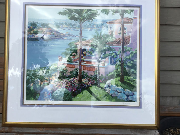 California Suite: Newport Beach 1989 Limited Edition Print by Howard Behrens