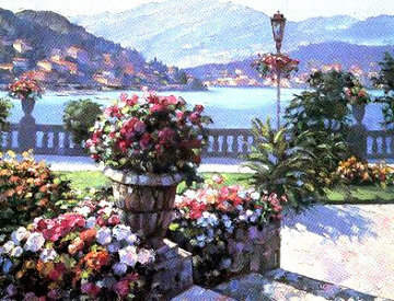 Grand Hotel 1993 Limited Edition Print - Howard Behrens