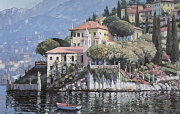 Villa Balbianello AP 1994 Limited Edition Print - Howard Behrens