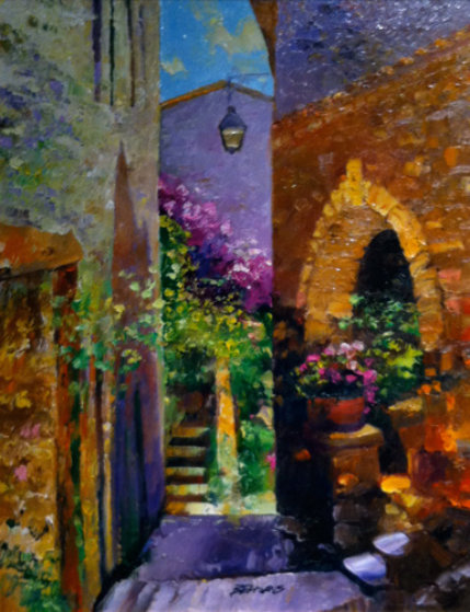 Howard Behrens Oil Paintings