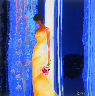 Danielle's Blues 2015 Limited Edition Print - Emile Bellet