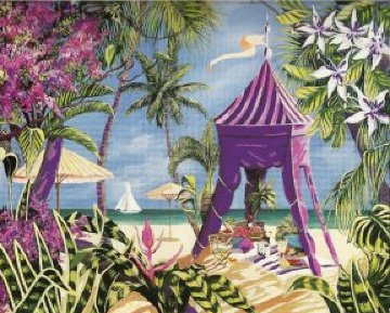 Fantasy Island 1999 Limited Edition Print - Shari Hatchett Bohlmann