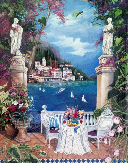 Romantic Bellagio 1999 Limited Edition Print - Shari Hatchett Bohlmann