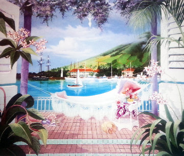 Spice Island AP Limited Edition Print - Shari Hatchett Bohlmann
