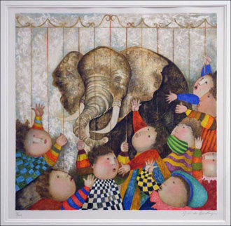 Zoo Limited Edition Print - Graciela Rodo Boulanger