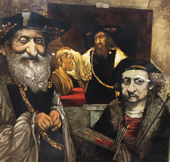 Rembrandt 1989 Limited Edition Print - Charles Ray Bragg