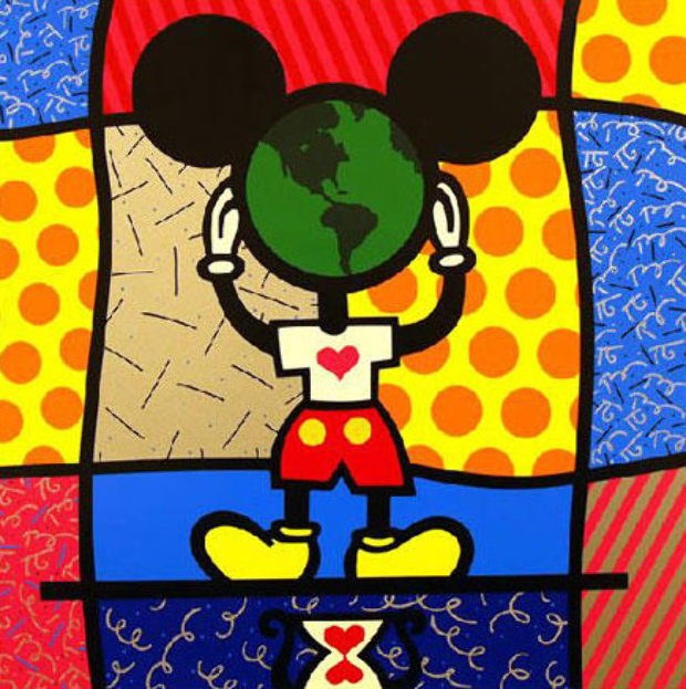 Mickey's World 1996