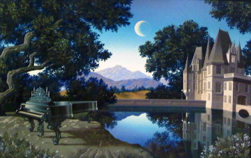 Nocturne Deluxe 1997 Limited Edition Print - Jim Buckels