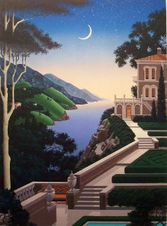 Giardino Segretto PP 1988 Limited Edition Print - Jim Buckels