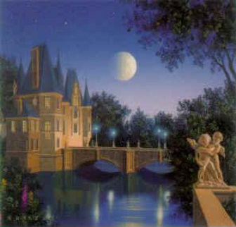 Calville Blanc Limited Edition Print - Jim Buckels