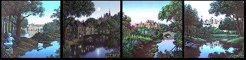 Son Et Lumiere Folio Suite of 4 Limited Edition Print - Jim Buckels