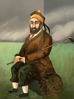 Golf Suite of 4 1994 Limited Edition Print - Guy Buffet